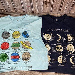 Gap kids bundle of 2 tee shirts
